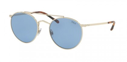 Polo Ralph Lauren 0PH3114 911672 Pale Gold - Blue