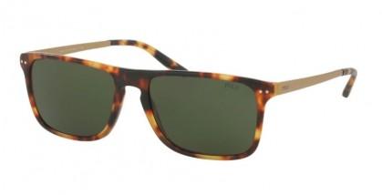Polo Ralph Lauren 0PH4119 535171 Vintage New Jerry Tortoise - Dark Green
