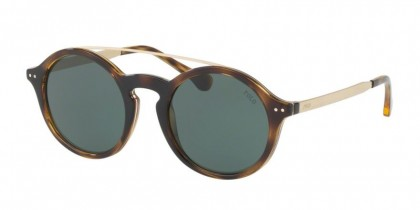 Polo Ralph Lauren 0PH4122 500371 Dark Havana - Green