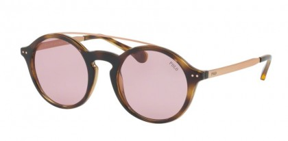 Polo Ralph Lauren 0PH4122 500384 Dark Havana - Rose