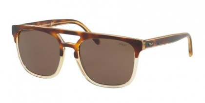 Polo Ralph Lauren 0PH4125 563773 Light Havana on Pinot Gray - Brown