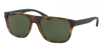 Polo Ralph Lauren 0PH4131 560271 Vintage Dark Havana - Green