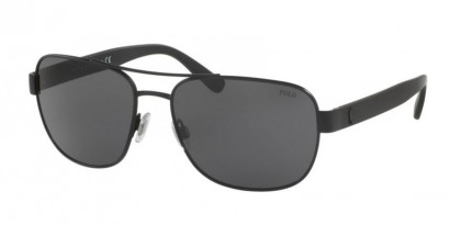Polo Ralph Lauren 0PH3101 903887 Matte Black - Dark Grey