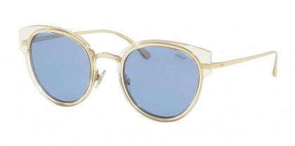 Polo Ralph Lauren 0PH3116 934472 Shiny Pinot Grigio - Light Blue
