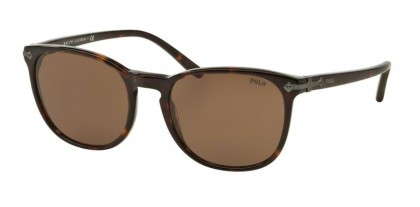 Polo Ralph Lauren 0PH4107 500373 Shiny Dark Havana - Brown