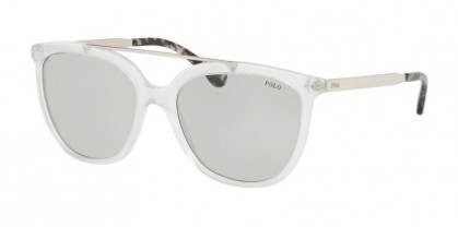 Polo Ralph Lauren 0PH4135 500287 Matte Crystal - Pale Gray