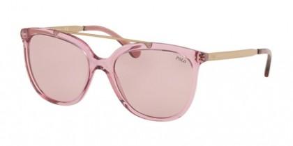 Polo Ralph Lauren 0PH4135 568684 Trasparent Dark Pink - Burgundy