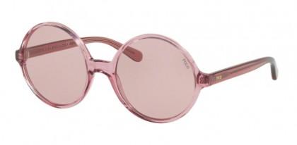 Polo Ralph Lauren 0PH4136 568684 Trasparent Dark Pink - Burgundy