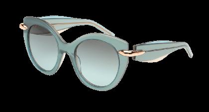 Pomellato PM0004S-002 Aquamarine - Grey Azure Shaded