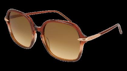 Pomellato PM0035S-002 Brown Melange - Brown Shaded