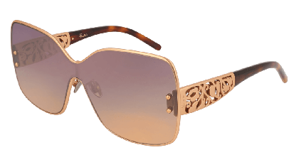 Pomellato PM0044S-001 Rose Gold - Brown Pink Shaded