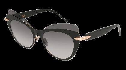 Pomellato PM0046S-001 Black - Grey Shaded