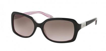 Ralph 0RA5130 1092/14 Black Pink Stripe - Brown Gradient Pink