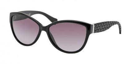 Ralph 0RA5176 501/8H Black - Purple Gradient
