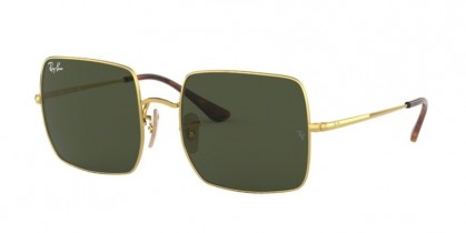 Ray Ban 0RB1971 914731 SQUARE Gold - Green