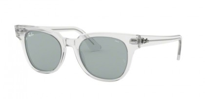 Ray Ban 0RB2168 912/I5 METEOR Trasparent - Blue