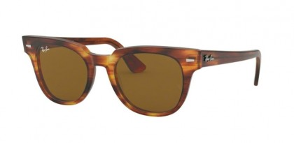 Ray Ban 0RB2168 954/33 METEOR Stripped Havana - Brown