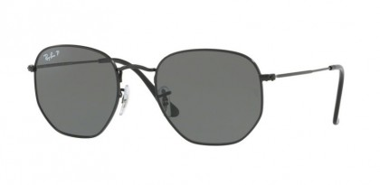 Ray Ban 0RB3548N 002/58 Black - Green Poalrized