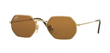 Ray Ban 0RB3556N 001/33 Gold - Brown