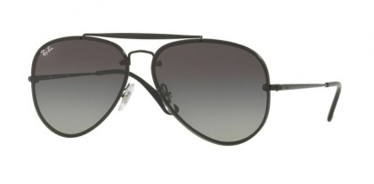 Ray Ban 0RB3584N 153/11 Demi Gloss Black - Grey Gradient Dark Grey