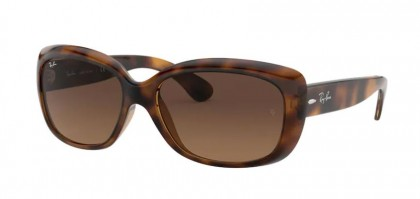 Ray-Ban 0RB4101 642/43 JACKIE OHH Havana - Light Brown Gradient Black