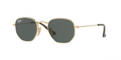 Ray Ban Junior 0RJ9541SN 223/71 Gold - Green