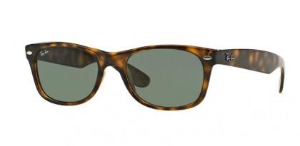 Rayban ICONS 0RB2132 NEW WAYFARER 902L Tortoise - Crystal Green