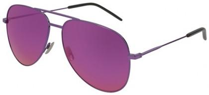 Saint Laurent CLASSIC 11-034 Violet Violet - Shiny Violet