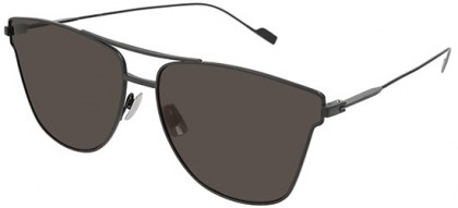 Saint Laurent SL 51 T-001 Black Black - Matte Grey