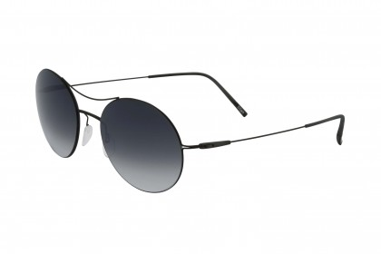 Silhouette 8694 Titan Breeze 9040 Black - Dark Grey Shaded