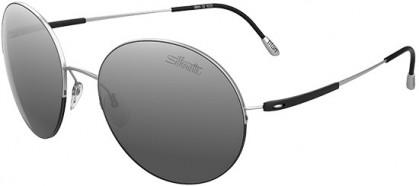Silhouette ADVENTURER 8685 6220 Silver Black - Grey