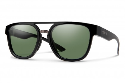 Smith AGENCY 807/L7 Black - Green