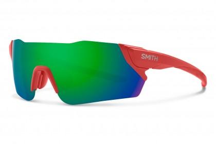 Smith ATTACK 0Z3/X8 Matte Red Rock - Chromapop Green Mirror