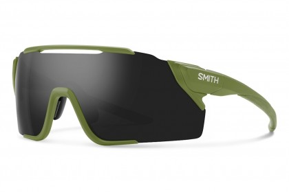 Smith ATTACK MAG MTB SIF/1C Matte Olive - Grey