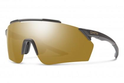 Smith RUCKUS FRE/0K Matte Grey - Gold Multilayer