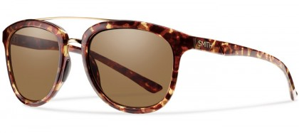 SMITH STYLE CLAYTON/N SU3  (UD) Yellow Turtle - Brown