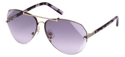Swarovski SK0134 28Z Gold - Violet Mirror