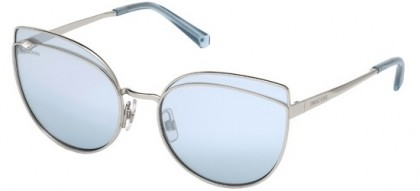 Swarovski SK0172 16X Silver - Blue
