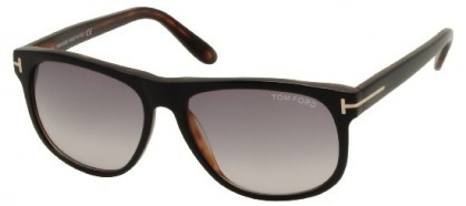 Tom Ford FT0236 05B Black Havana - Grey Shaded