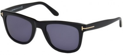 Tom Ford FT0336 01V Black - Blue