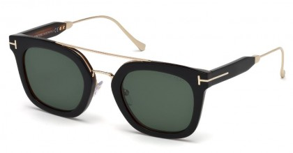 Tom Ford FT0541 ALEX-02 05N Black - Green