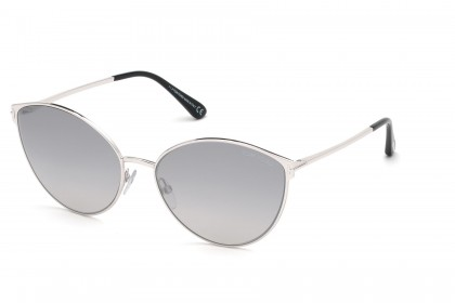 Tom Ford FT0654 ZEILA 18C Silver - Silver