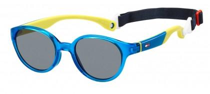 Tommy Hilfiger TH 1424/S Y7N/DO Blue Yellow - Grey