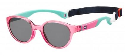 Tommy Hilfiger TH 1424/S Y89/BN Pink Green - Dark Grey