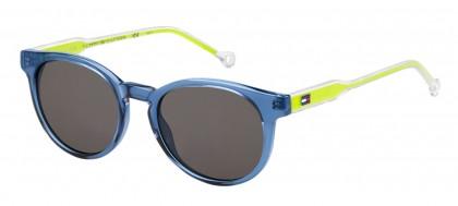 Tommy Hilfiger TH 1426/S Y57/NR Blue Yellow - Brown Grey