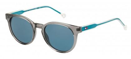 Tommy Hilfiger TH 1426/S Y60/8F Grey Green - Blue