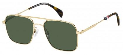 Tommy Hilfiger TH 1537/S AOZ (QT) Gold - Green