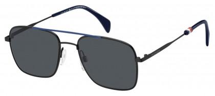 Tommy Hilfiger TH 1537/S EFC (IR) Black Blue - Gray