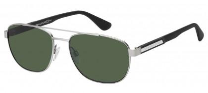 Tommy Hilfiger TH 1544/S VGV (QT) Silver Green - Green Gradient