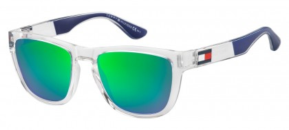 Tommy Hilfiger TH 1557/S 0OX/Z9 Crystal - Green